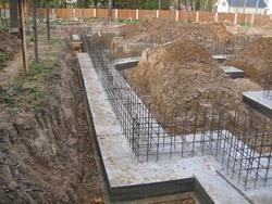 Строительство фундамента под ключ. Волжские строители.