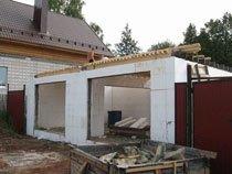 Строительство гаражей под ключ. Волжские строители.