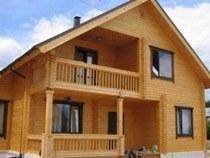 строительство домов из бруса Волжский