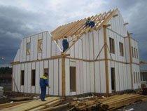 каркасное строительство домов Волжский