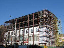 перепланировка зданий в Волжском